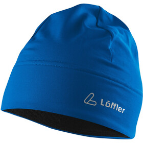 Löffler Mono Thermo-Velours-Light Bonnet, orbit